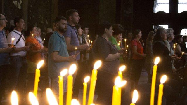 ДСНС перевіряє пожежну безпеку українських храмів перед Великоднем