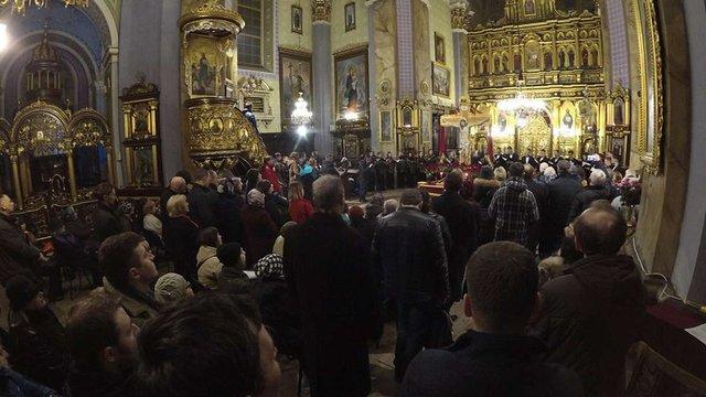 У Львові відбувся вечір духовної музики