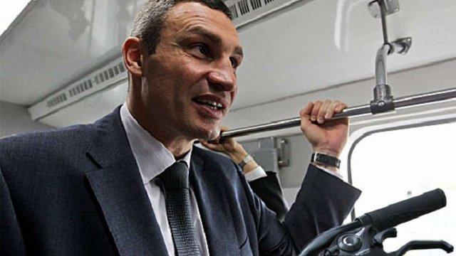 Віталій Кличко задекларував білий рояль та позичені третім особам понад €8 млн