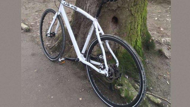 У Львові після розголосу в соцмережах злодій повернув вкрадений велосипед