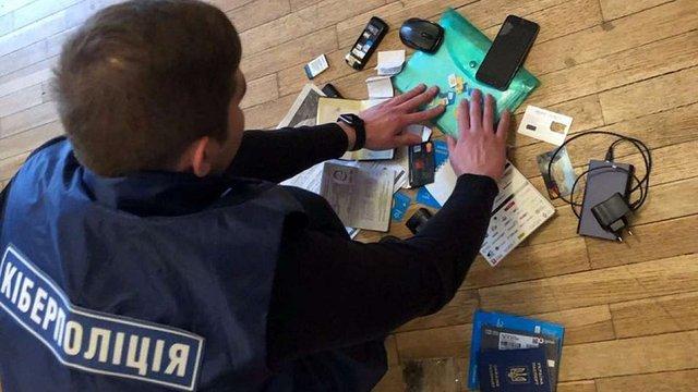 У Києві кіберполіція викрила хакера, який зламував сторінки інтернет-магазинів