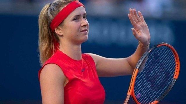 Еліна Світоліна втримала свої позиції в рейтингу найкращих тенісисток планети