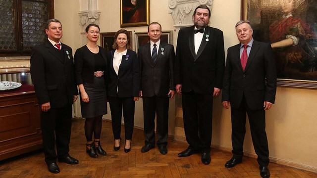 Четверо львівських культурних діячів отримали французькі ордени