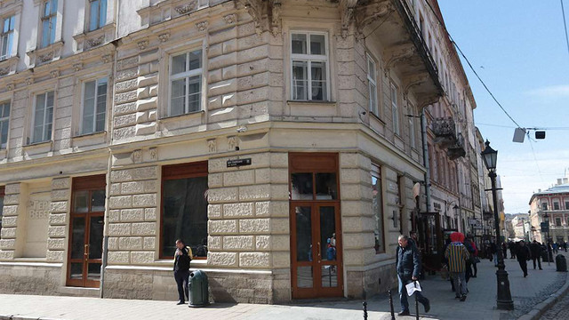 У Львові власника приміщень на площі Ринок оштрафували на ₴170 тис. за нищення пам'ятки