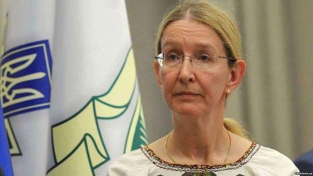 Профільний комітет парламенту підтримав постанову про відставку Уляни Супрун