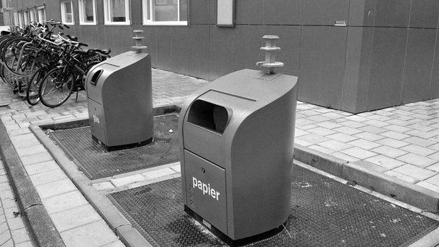 У центрі Львова встановлять підземні контейнери для сміття