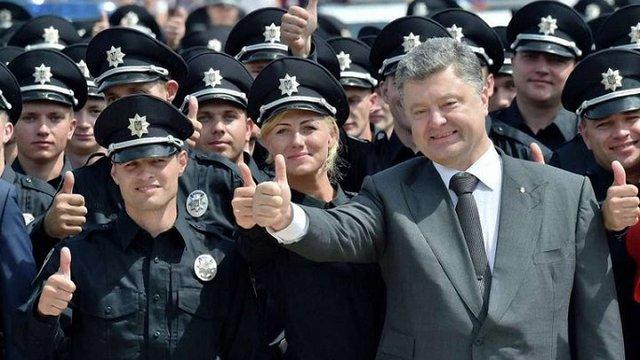 Президент оголосив 4 липня Днем поліції України