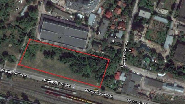 Суд повернув Львівській міськраді вкрадену підприємцями ділянку площею понад 12 соток