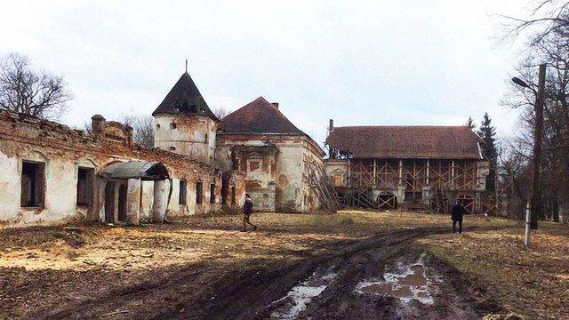 Комісія Львівської облради погодила виділити Поморянському замку ₴500 тис.