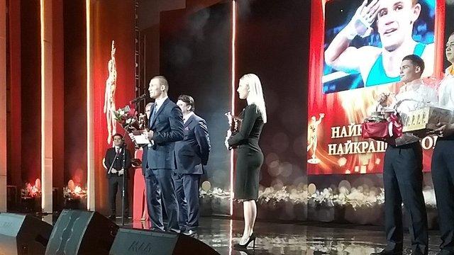 НОК визначив кращих спортсменів 2017-го року в Україні