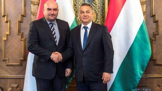 «Партія угорців України» агітує закарпатців голосувати за Віктора Орбана