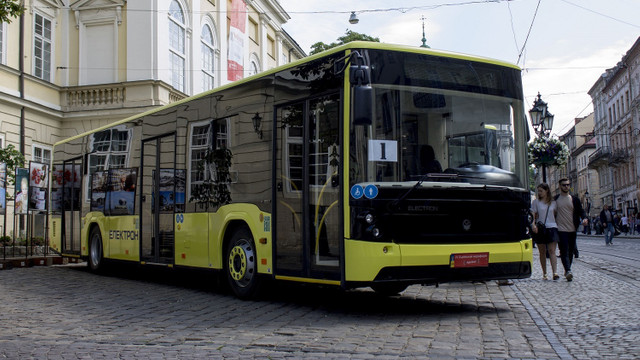 З львівського аеропорту до залізничного вокзалу запустять експериментальний автобус