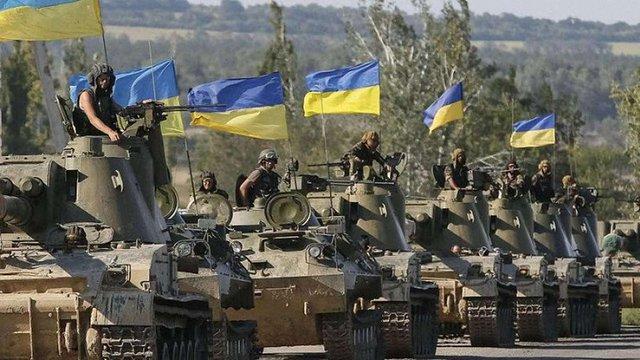 Порошенко заявив про завершення АТО на Донбасі  у травні
