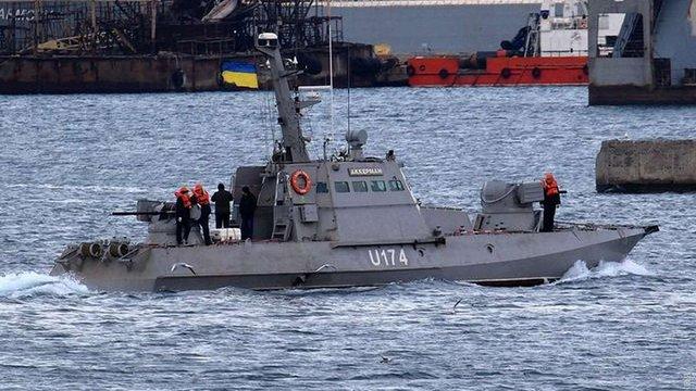 У Чорному морі випробовують українські броньовані артилерійські катери