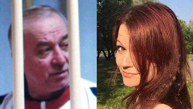 Британська поліція опублікувала першу заяву доньки Скрипаля після отруєння