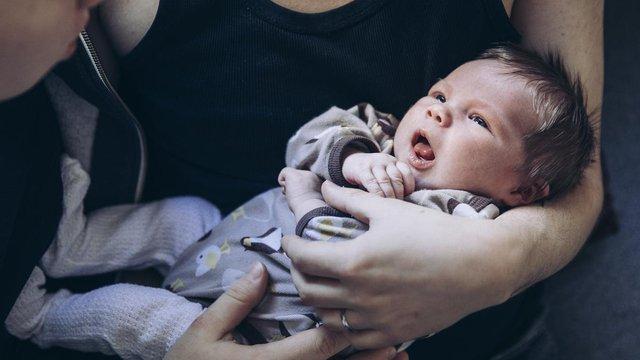 У Фінляндії чоловік вперше народив дитину