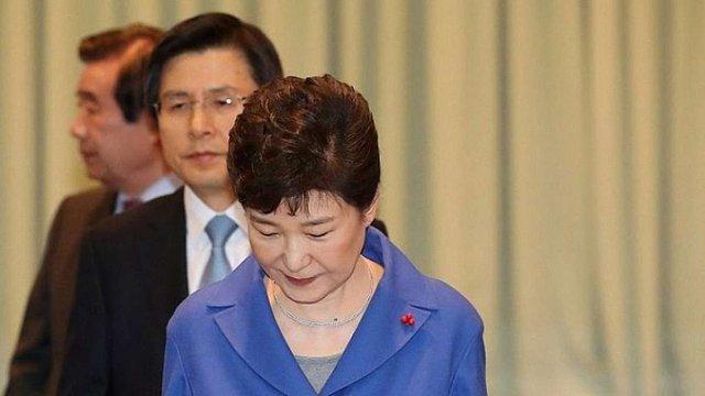 Екс-президентку Південної Кореї засудили до 24 років в'язниці