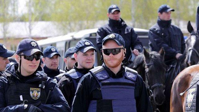 В Україні на Великдень чергуватимуть майже 22 тис. силовиків та 14 тис. рятувальників
