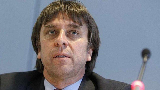 Новим президентом Української прем'єр-ліги став швейцарський юрист