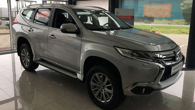 Львівське управління СБУ придбало автомобіль Mitsubishi Pajero Sport за ₴1,3 млн