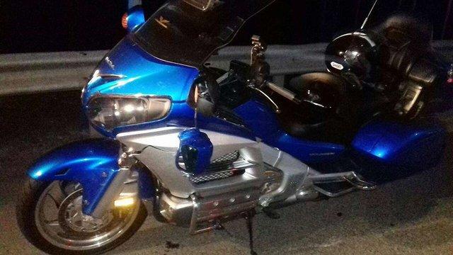 На Львівщині мотоцикліст відсудив у збитого пішохода витрати на ремонт після ДТП