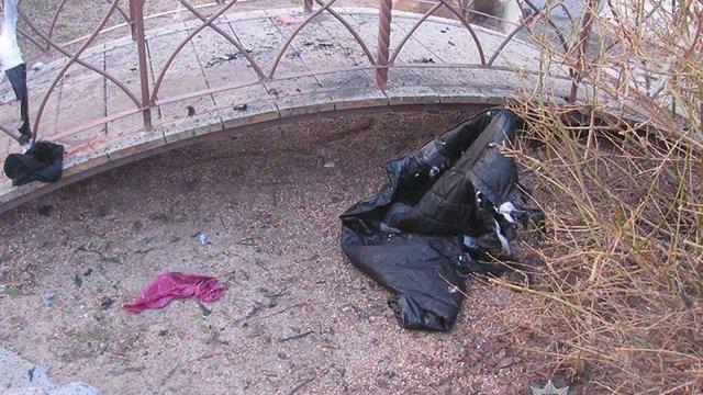 У Сєвєродонецьку чоловік скоїв самогубство підірвавши себе гранатою