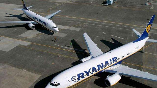 Ryanair з 3-го вересня запускає перші авіарейси з Києва до Берліна