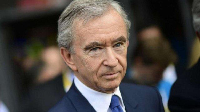 Найбагатшою людиною Європи названо француза Бернара Арно