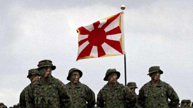 У Японії вперше з часів Другої світової війни створили підрозділ морської піхоти