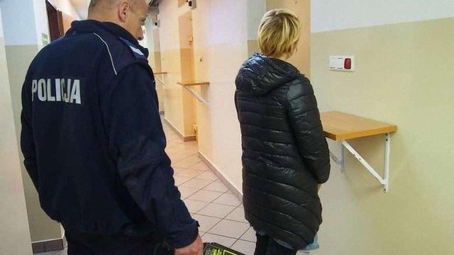 Українське подружжя кілька місяців обкрадало будинки поляків біля Варшави