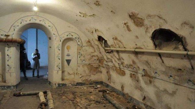 У Тернополі показали, як виглядає унікальна підземна церква під будівлею обласної прокуратури