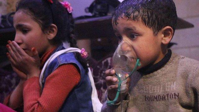 Щонайменше 70 людей стали жертвами хімічної атаки в Сирії