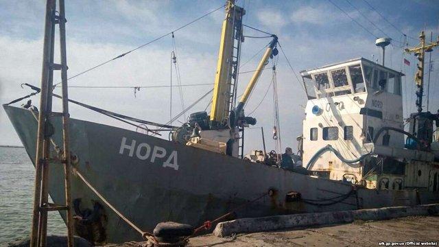 Росія здійснила ще одну спробу вивезти команду судна «Норд», тепер до Криму