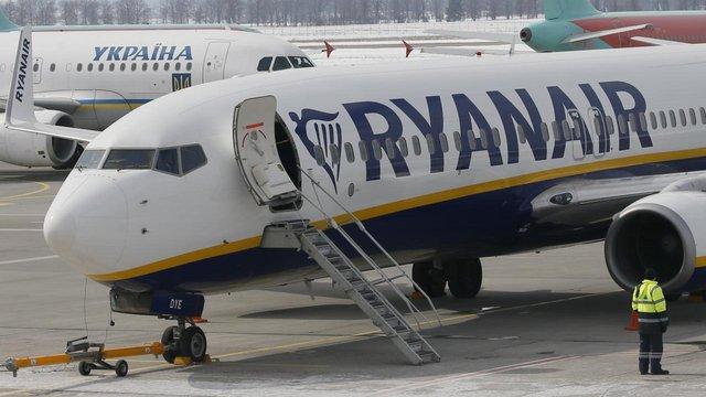 Авіакомпанія МАУ знову погрожує подати до суду на Ryanair