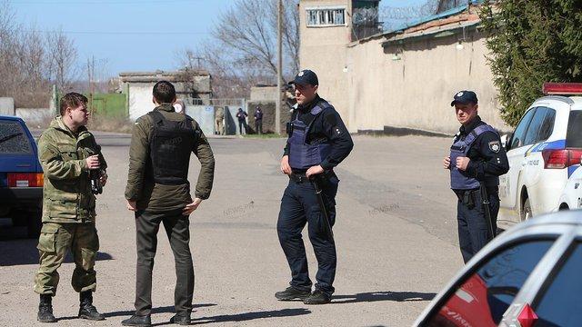 У СІЗО Миколаєва частина в'язнів відмовилася зайти в камери