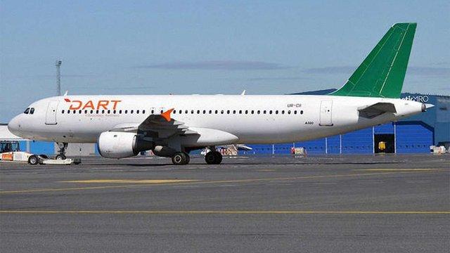 Дві українські авіакомпанії можуть позбавити сертифікатів через використання літаків у Сирії