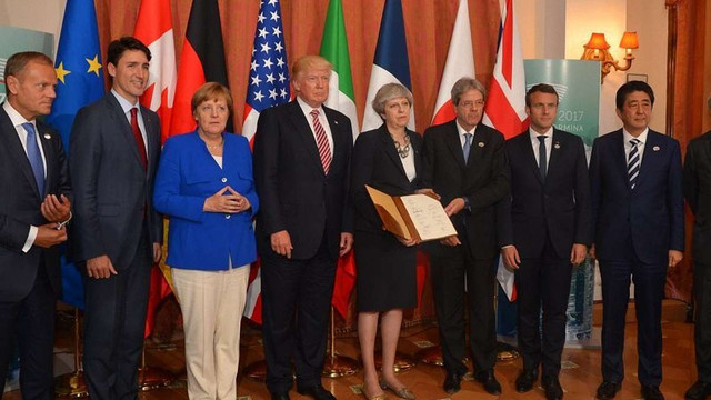 Україну вперше запросили на зустріч міністрів закордонних справ країн G7