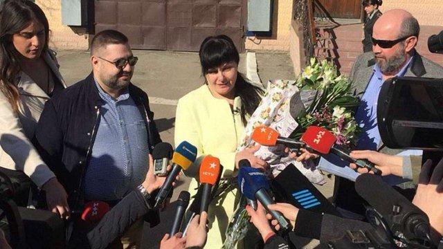 Довічно засуджена за замовні вбивства львів'янка вийшла на волю