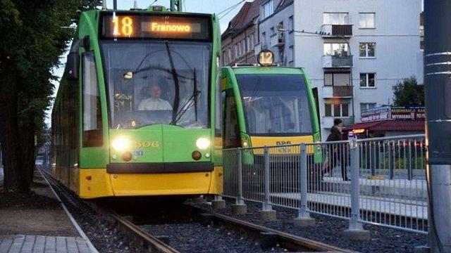 В громадському транспорті Вроцлава ввели обслуговування українською мовою