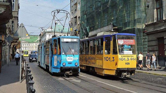 Від 16 квітня львів'яни платитимуть за проїзд у електротранспорті 5 грн
