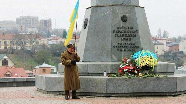 На місці боїв Січових стрільців за Львів встановлять пам'ятний знак