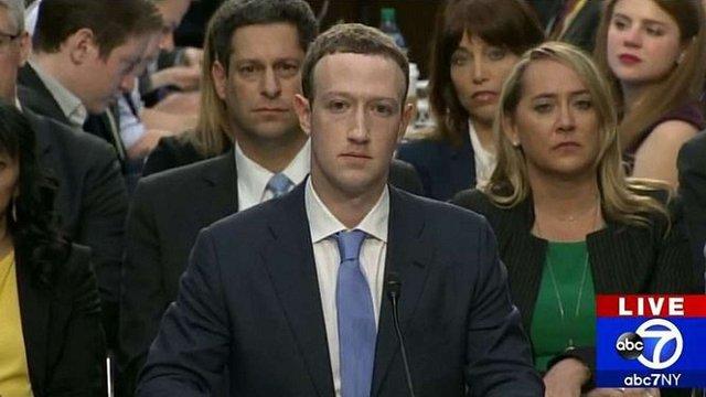 Засновник Facebook не зміг гарантувати невтручання Росії у вибори США