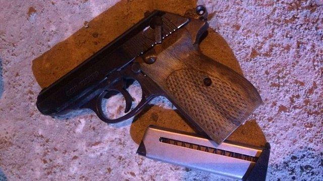 Поліція затримала 19-річного хлопця, що стріляв на просп. Чорновола у Львові