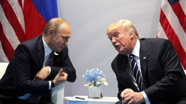 Трамп закликав Росію приготуватися до ракетних ударів США в Сирії