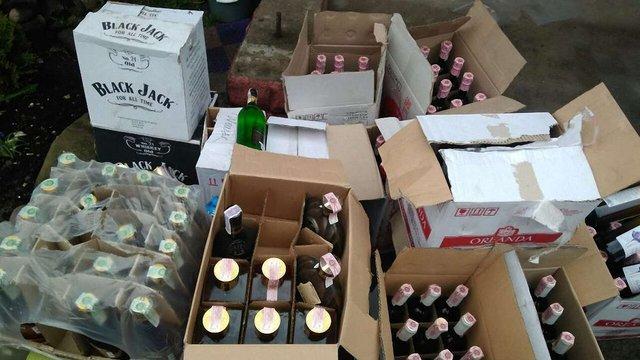 ЄС має намір боротися з українським нелегальним алкоголем