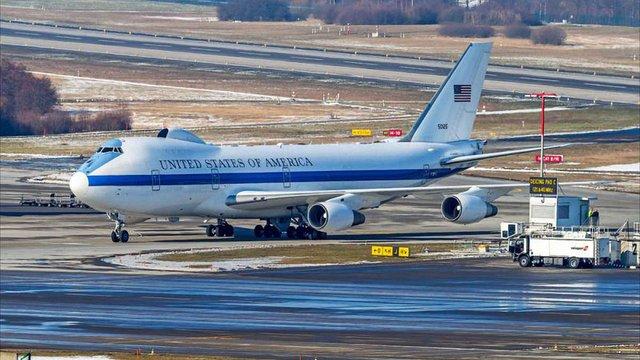США підняли в небо «літак Судного дня» на тлі загострення політичної ситуації