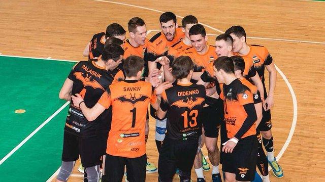 Львівські «Кажани» вийшли у фінал волейбольного плей-офф Чемпіонату України