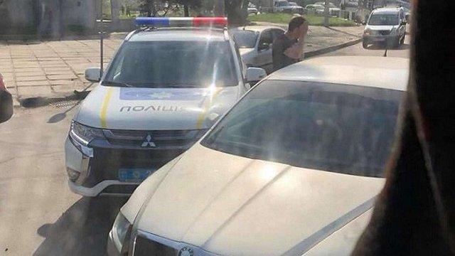 У Львові поліцейський став винуватцем ДТП