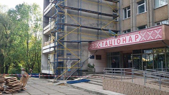 У Львові на реконструкцію дитячого медичного центру додатково витратять ₴25,6 млн