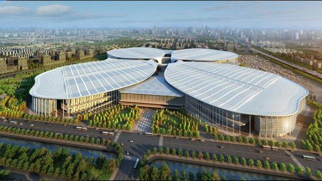 Українські харчові продукти представлять на китайській виставці China International Import Expo
